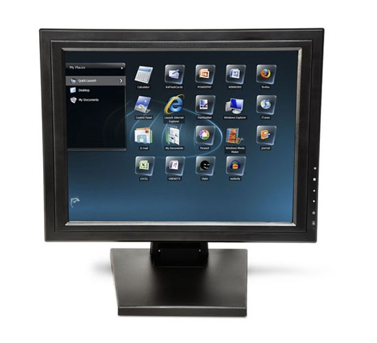 15 Inch Capacitive Touch Monitor