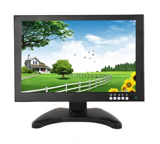 12 inch lcd widescreen Open Frame Monitor