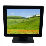 12 inch Pure flat lcd pcap touch monitor