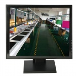 17 Inch LCD Resistive Touch Monitor with AV