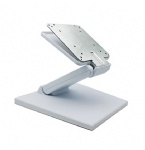 Tilt Mounted Fold Monitor White Holder